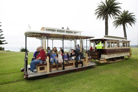 Portland Cable Trams