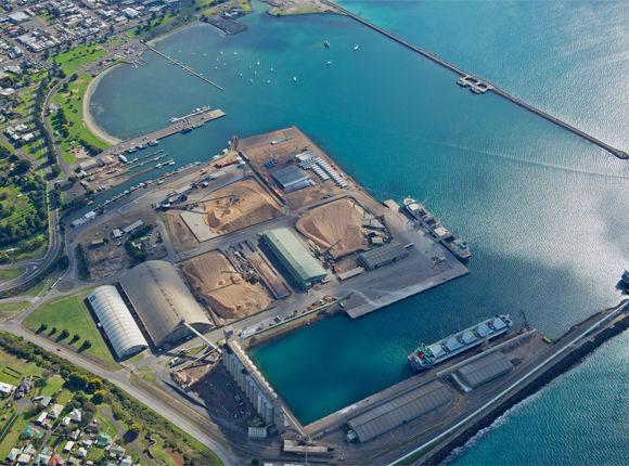 The Port of Portland